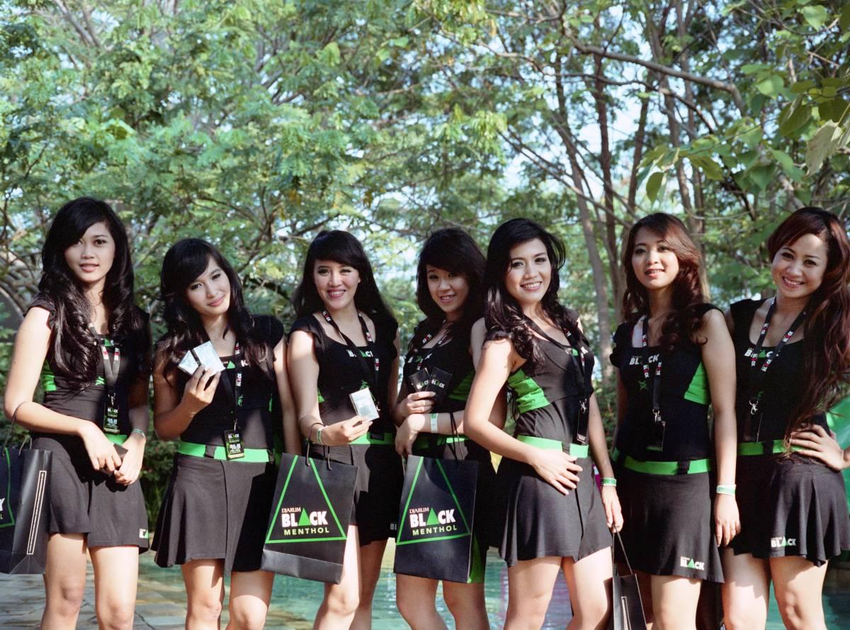 Seven Asian